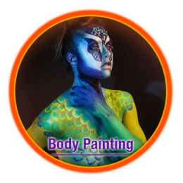 body painting- final